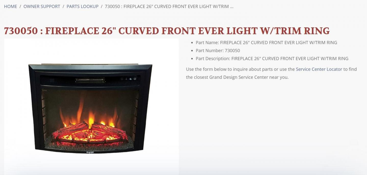 88 Overheating Error Code On Fireplace Grand Design Owners Forums